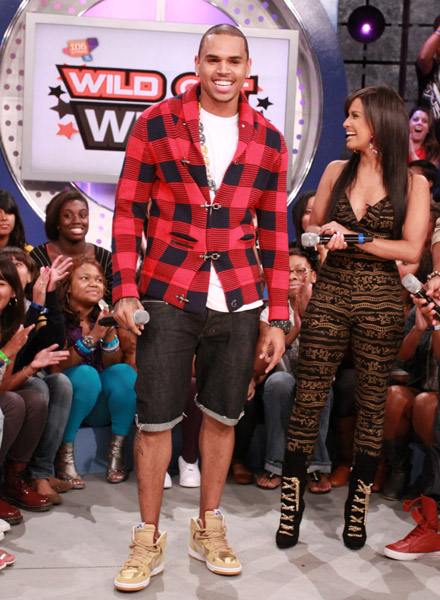 sports shoes 4627e 6130c Chris Brown Wearing….   Karmalifee